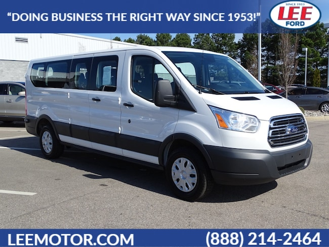 2018 Ford Transit-350 XLT Wagon Low Roof Passenger Wagon