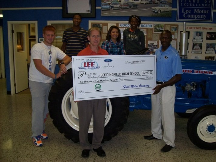 Lee Ford Lincoln | New Ford dealership in Wilson, NC 27896