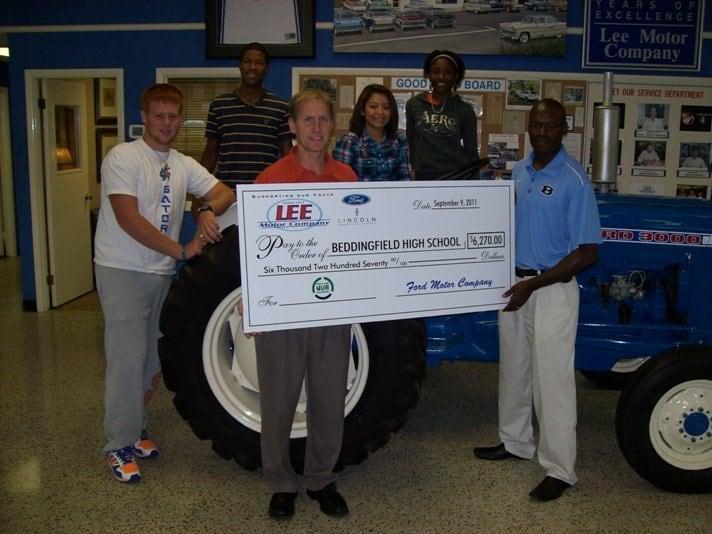 Lee Motor Company Wilson Nc Impremedianet - Ford dealership wilson nc