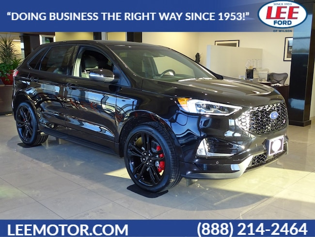Lee Motor Wilson Nc >> New 2019 Ford Edge For Sale At Lee Ford Lincoln Vin