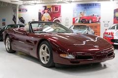 2003 Chevrolet Corvette 50th Anniversary Special Edition Convertible