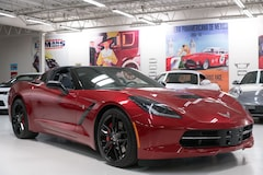 2014 Chevrolet Corvette Stingray Z51, Nav, Mag Ride. Carbon Fibre Coupe