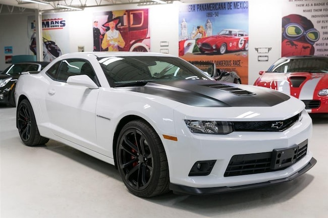 2015 Chevrolet Camaro SS 1LE Coupe
