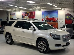 2013 GMC Acadia Denali, NAV, Remote Start, Pano Roof SUV