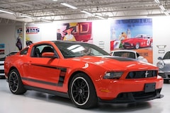 2012 Ford Mustang Boss 302 Coupe