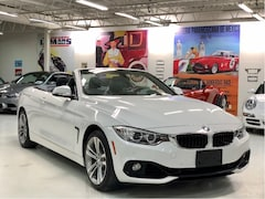 2014 BMW 4 Series 428i xDrive, PREMIUM AND EXECUTIVE PKGS Convertible