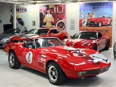 1968 Chevrolet Corvette Vintage Race Car Convertible