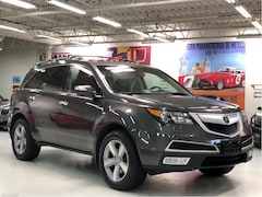 2011 Acura MDX Technology Package, 7 Pass, DVD SUV