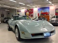 1982 Chevrolet Corvette Crossfire, last of the C3s... Coupe