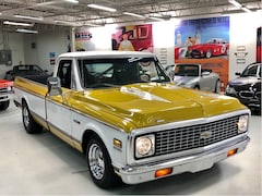 1972 Chevrolet C1500 Cheyenne  454 SuperCharged + Nitrous Truck