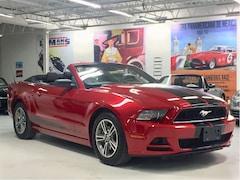 2013 Ford Mustang V6 Premium Convertible