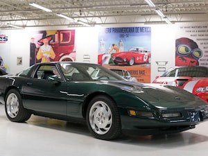 1996 Chevrolet Corvette 1SB, F45 Coupe