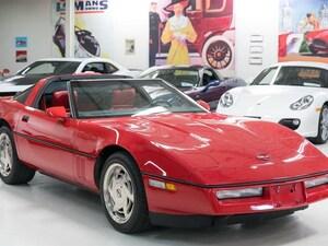 1989 Chevrolet Corvette T/Roof Coupe