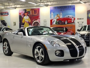 2008 Pontiac Solstice GXP, Turbo with the works! Convertible