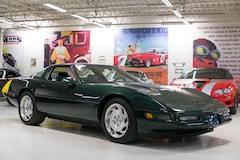 1996 Chevrolet Corvette Every Corvette Option Offered Coupe