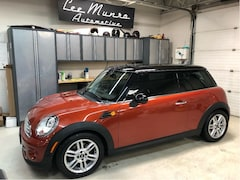 2012 MINI Cooper Sunroof, Heated Seats Hatchback
