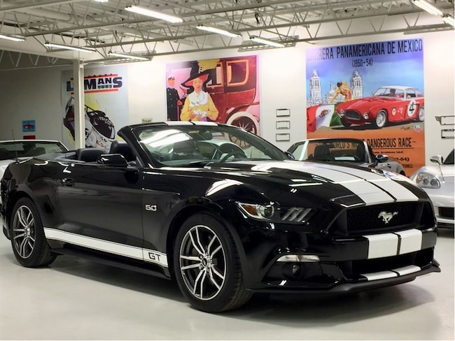 2016 Ford Mustang GT Premium, NAV Convertible