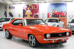 1969 Chevrolet Camaro SS 350 Rest-Mod 396 Coupe