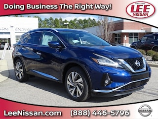 New 2019 Nissan Murano SL FWD SL for sale in Wilson, NC