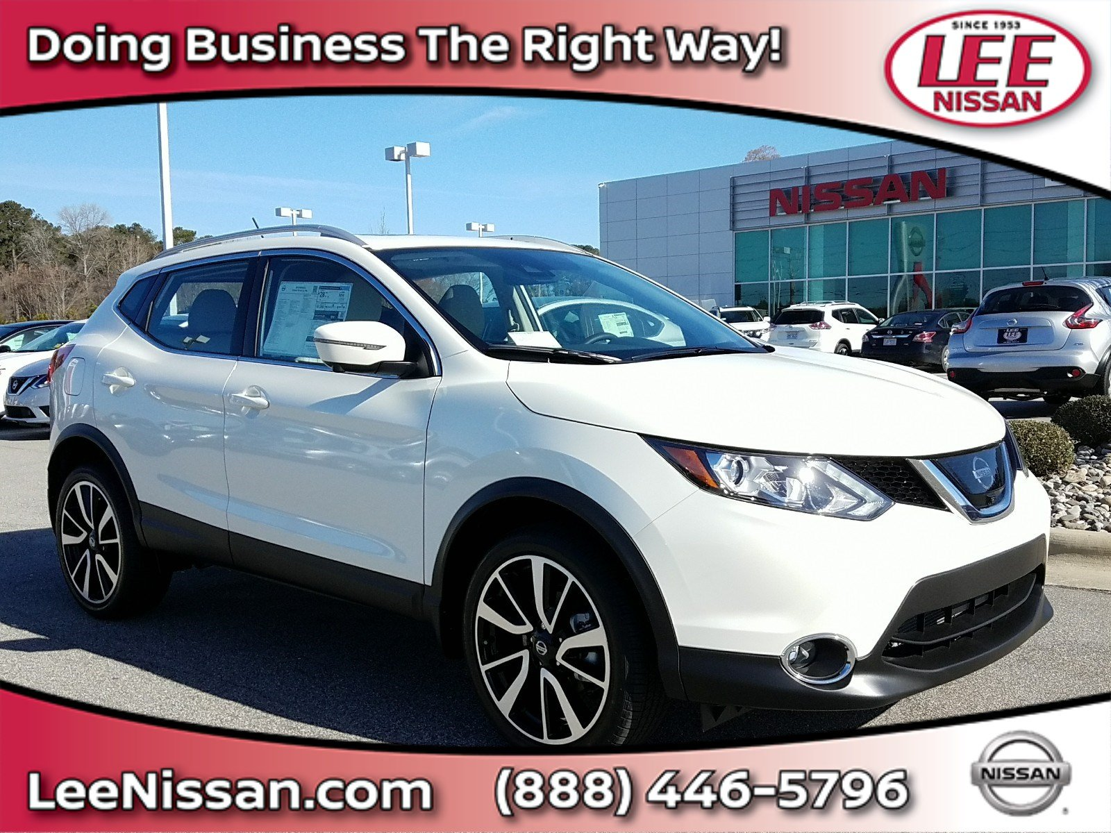 2018 Nissan Rogue Sport SL FWD SL for sale in Wilson, NC.