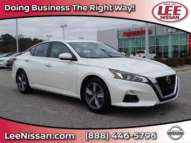 New 2019 Nissan Altima 2.5 SL Sedan in Wilson, NC