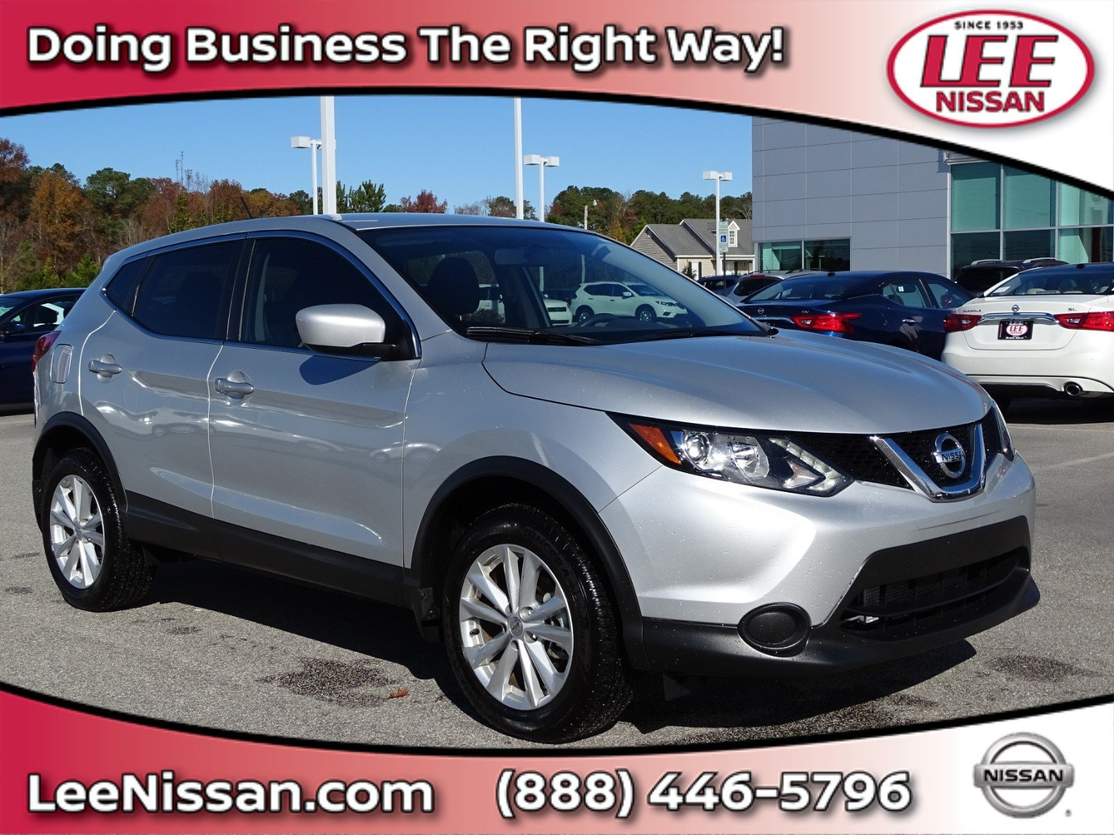 2017 Nissan Rogue Sport S SUV for sale in Wilson, NC