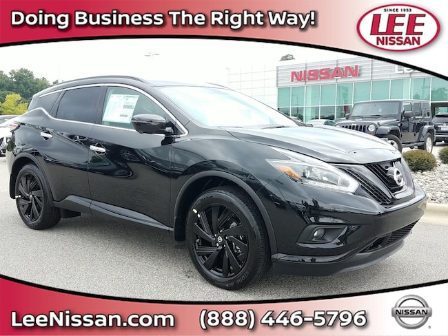 New 2018 Nissan Murano SL FWD SL in Wilson, NC