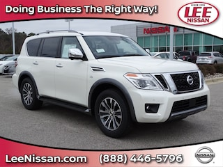 New 2019 Nissan Armada SL 4x2 SL for sale in Wilson, NC