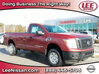 New 2018 Nissan Titan XD S 4x4 Gas Single Cab S for sale in Wilson, NC