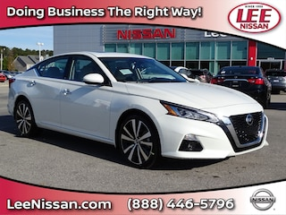 New 2019 Nissan Altima 2.5 Platinum Sedan for sale in Wilson, NC