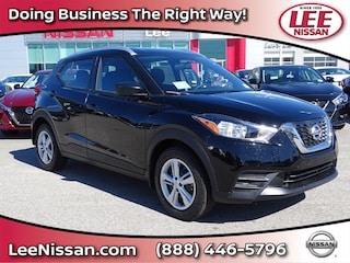 New 2019 Nissan Kicks S S FWD for sale in Wilson, NC
