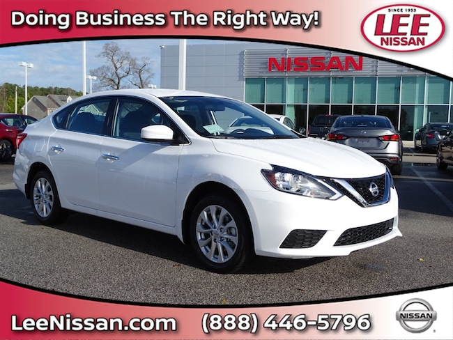 New 2019 Nissan Sentra S S CVT in Wilson, NC