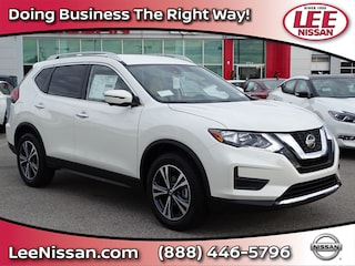 New 2019 Nissan Rogue SV FWD SV for sale in Wilson, NC