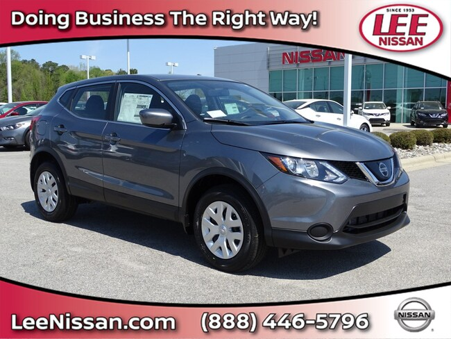 New 2019 Nissan Rogue Sport S FWD S in Wilson, NC