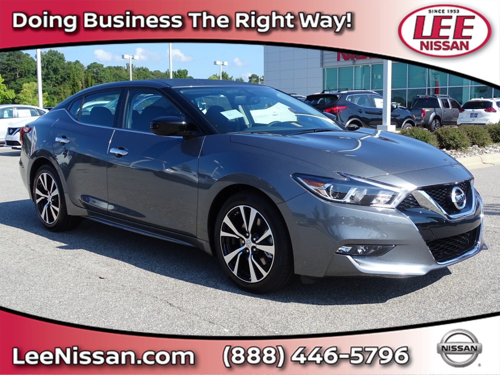2018 Nissan Maxima S S 3.5L for sale in Wilson, NC.
