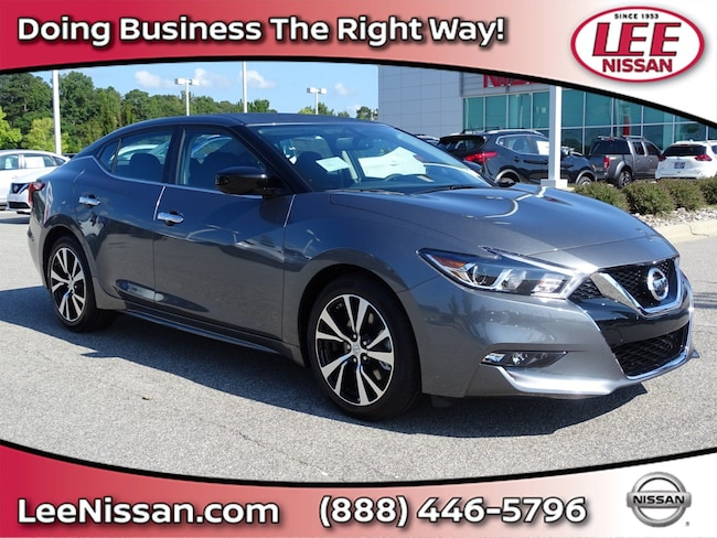 New 2018 Nissan Maxima S S 3.5L in Wilson, NC