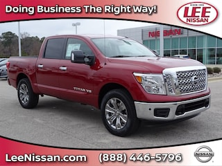New 2019 Nissan Titan SV 4x4 Crew Cab SV for sale in Wilson, NC