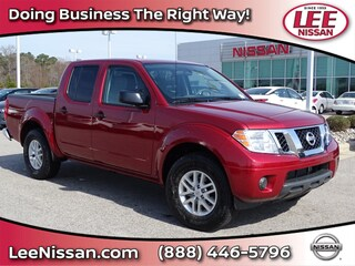 Certified Pre-Owned 2019 Nissan Frontier SV Truck Crew Cab 1N6AD0ER7KN709401 for Sale in Wilson