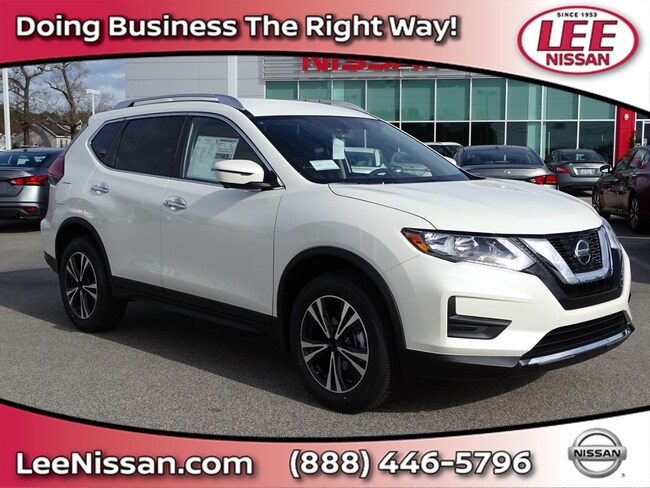 New 2019 Nissan Rogue SV AWD SV in Wilson, NC