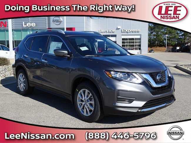 New 2019 Nissan Rogue S FWD S in Wilson, NC