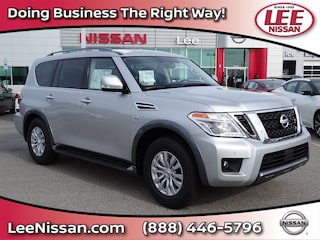 New 2019 Nissan Armada SV 4x2 SV for sale in Wilson, NC