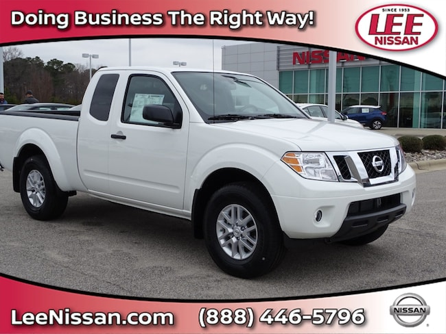 New 2019 Nissan Frontier SV King Cab 4x4 SV Auto in Wilson, NC