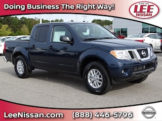 New 2019 Nissan Frontier SV Crew Cab 4x2 SV Auto for sale in Wilson, NC