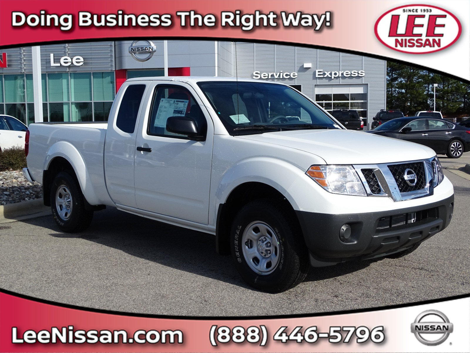 2019 Nissan Frontier King Cab 4x2 S Auto