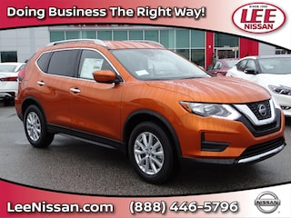 New 2019 Nissan Rogue SV FWD SV *Limited Production* *Ltd Avail* for sale in Wilson, NC