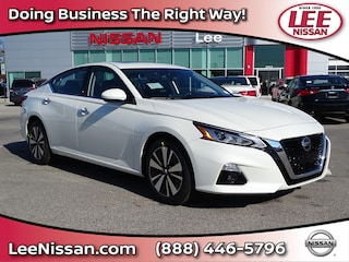 New 2019 Nissan Altima 2.5 SV Sedan for sale in Wilson, NC