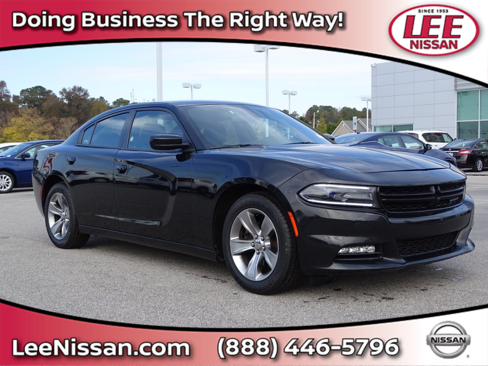 2017 Dodge Charger SXT Sedan for sale in Wilson, NC