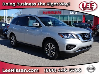 New 2019 Nissan Pathfinder S FWD S for sale in Wilson, NC