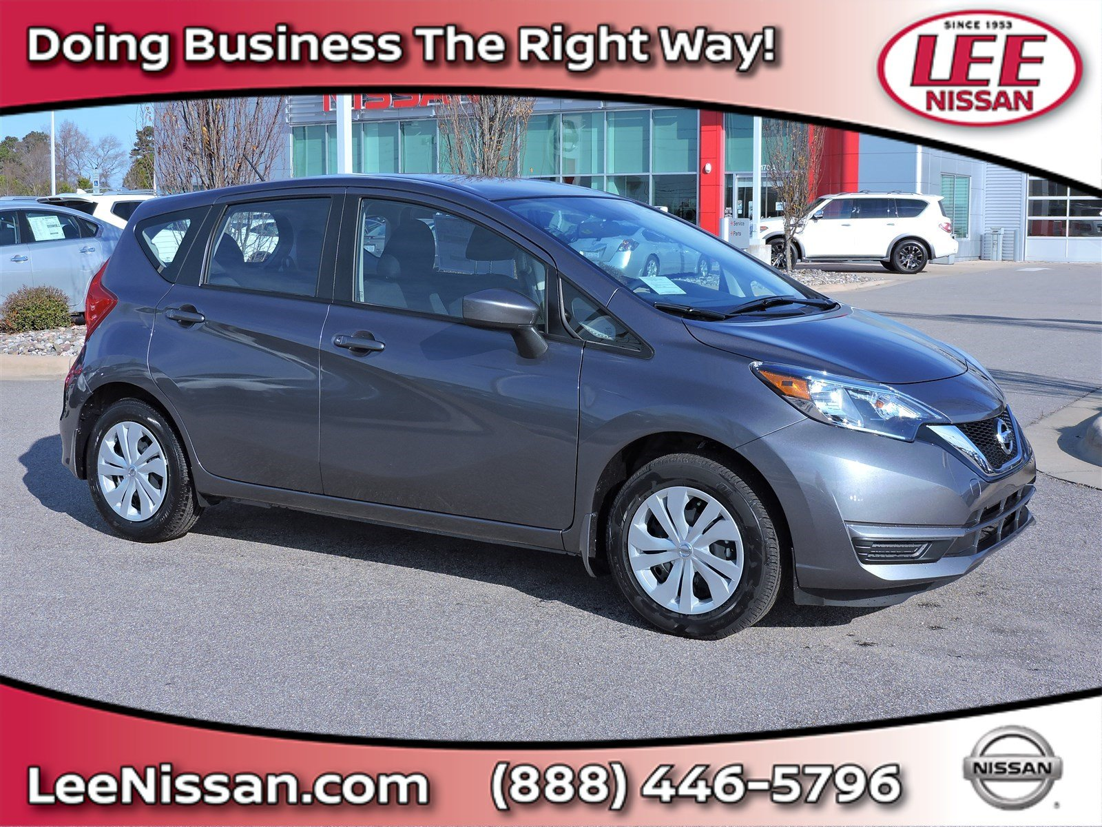 2018 Nissan Versa Note S S CVT for sale in Wilson, NC.