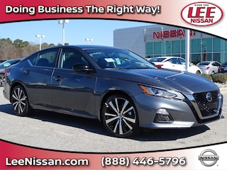 New 2019 Nissan Altima 2.5 SR Sedan for sale in Wilson, NC